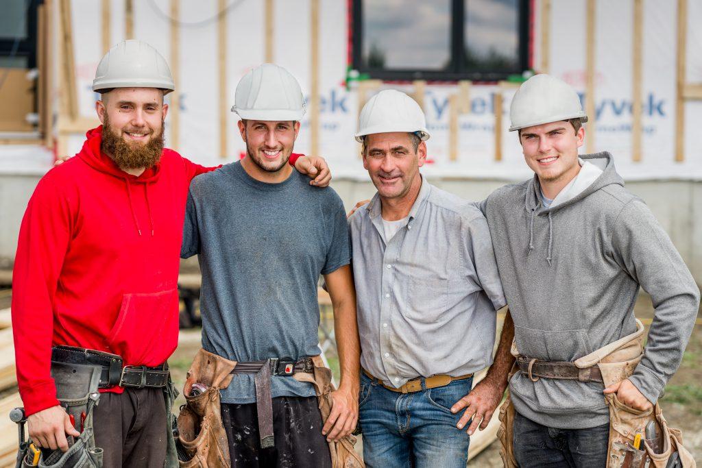 Équipe Construction Tola Dupuis