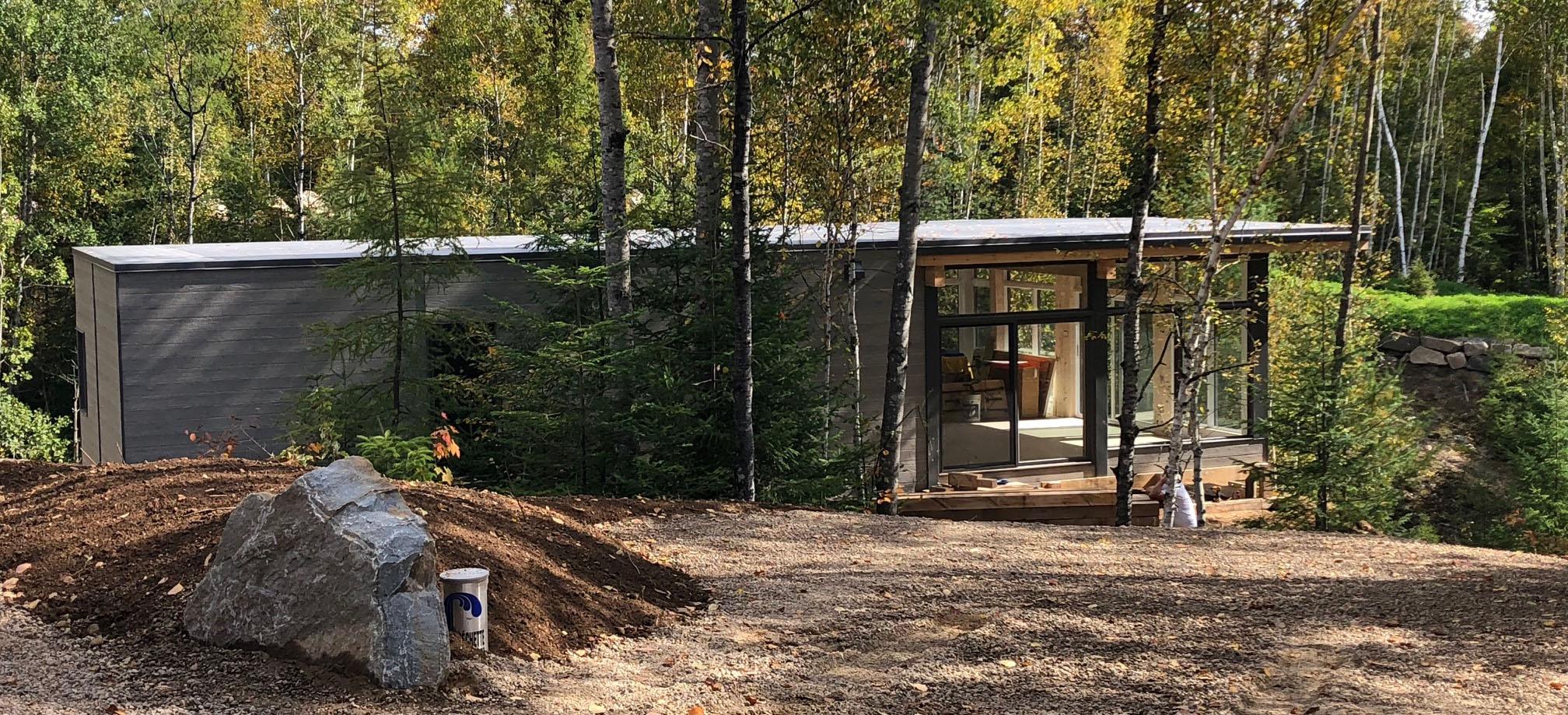 Chalet - Résidence Secondaire | Construction Tola Dupuis